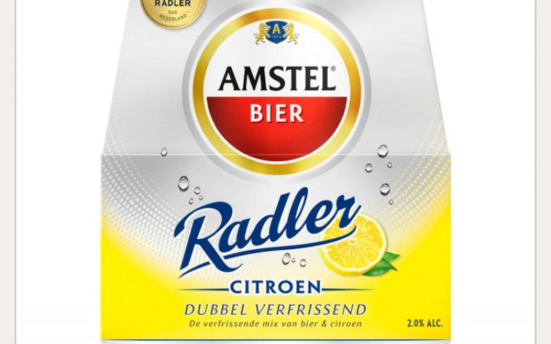Amstel Radler of Radler 0.0% 1 + 1 gratis!
