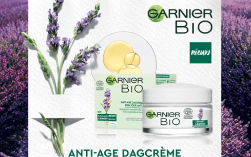 Gratis sample Garnier Bio anti-age dagcreme