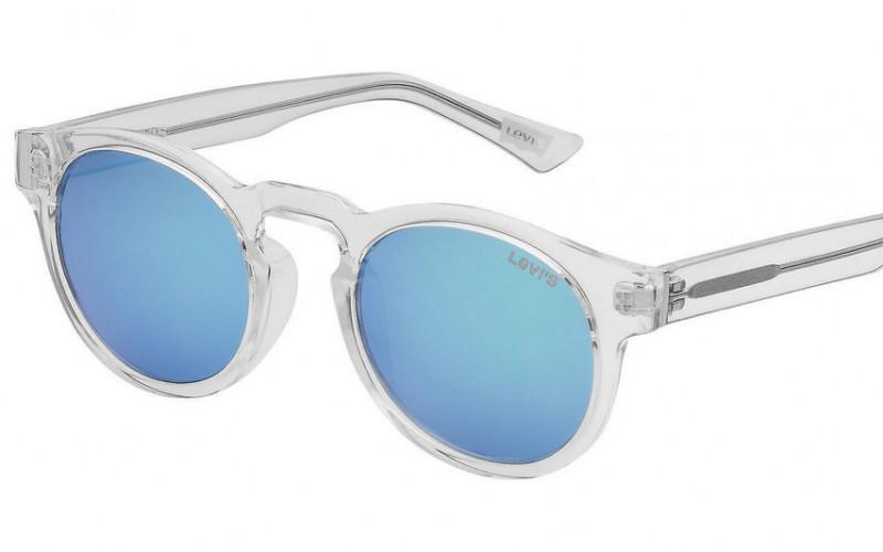 Levis  LO22380 transparant frame zonnebril