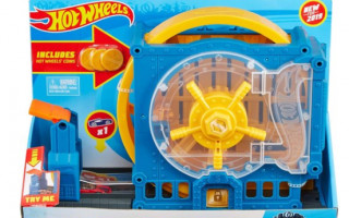 Hot Wheels City Super Bank Blast Out €9,39 ipv €36,99