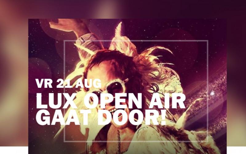 Gratis toegang LUX Open Air met 5 muziekfilms