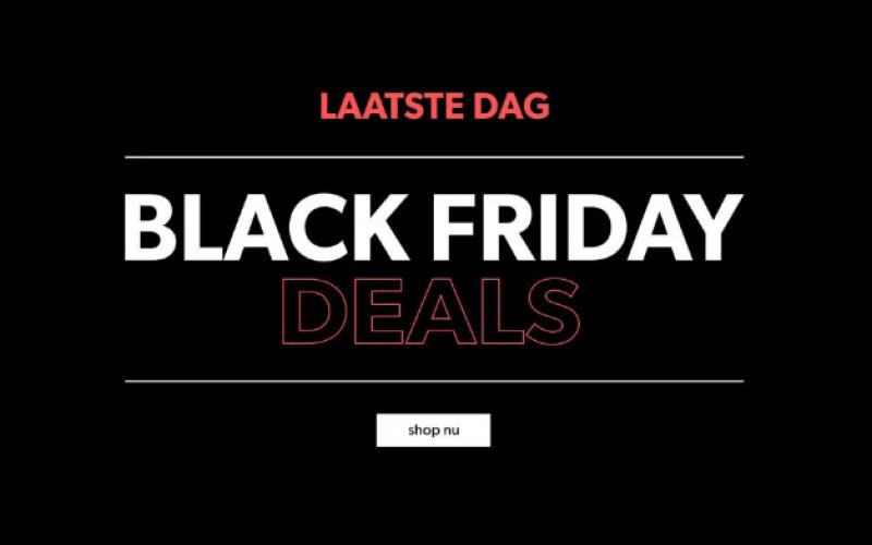 Black Friday deal: 2e halve prijs op beddengoed