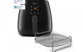 Philips Airfryer XL Essential mét grillrooster | -44%