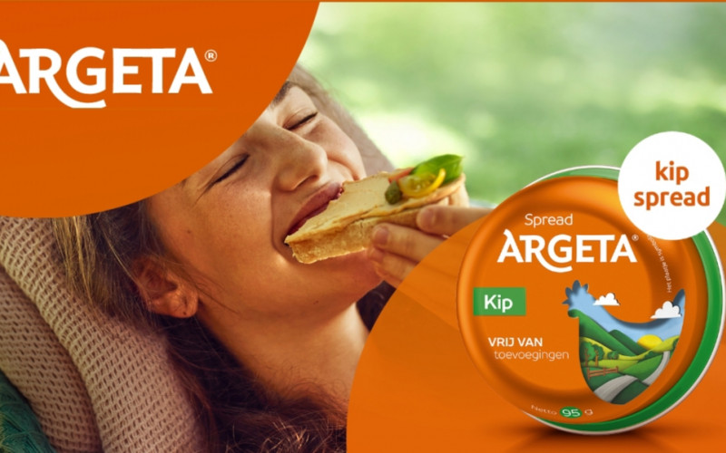 Gratis Argeta kip spread (cashback)