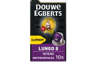 Douwe Egberts nespresso Lungo Intense voor €2,05