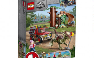LEGO Jurassic World Stygimoloch Dinosaurus Ontsnapping - 76939 | €28,78