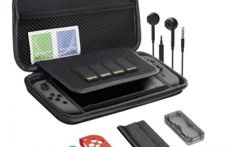 Nintendo switch starterkit voor €12.99 (elders €26.95)