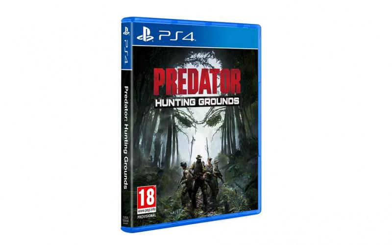 65% korting op Predator Hunting Grounds PS4 game