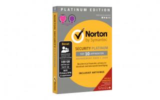 Norton Security (Platinum Edition) - 1 jaar