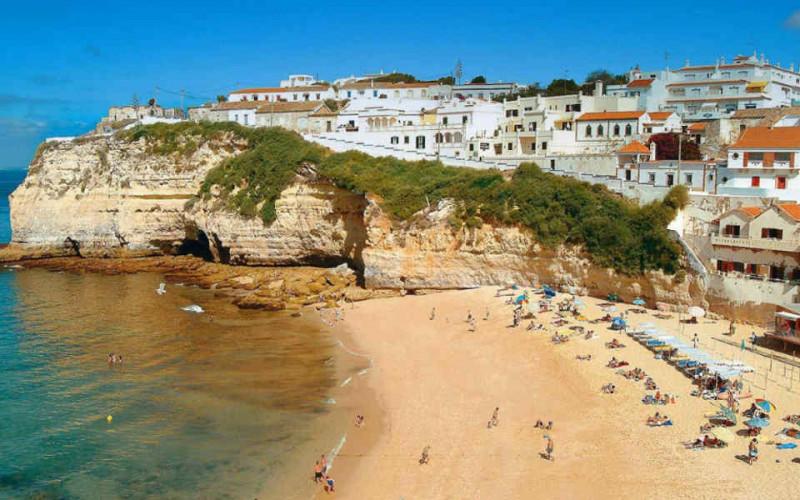 Retour Faro (Portugal) in november en december
