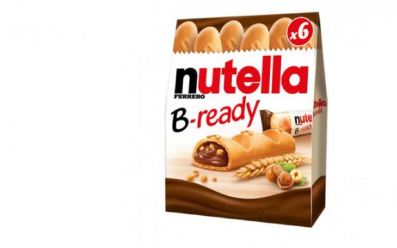 Probeer Nutella B-ready gratis