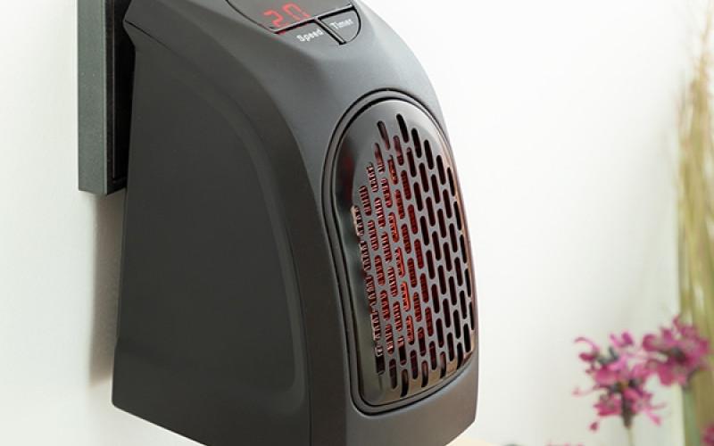 GRATIS keramische verwarming bij €50 besteding