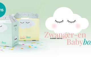 Zwangerbox en Babybox gratis ophalen bij Blokker