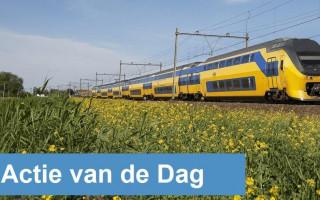 Goedkoop treinreizen in de daluren met een dagretour