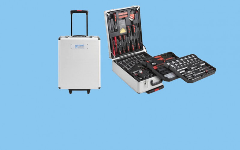 300-delige gereedschapskoffer met 70% korting