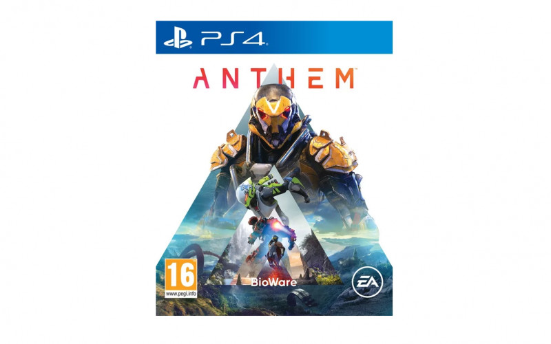 Anthem voor PS4