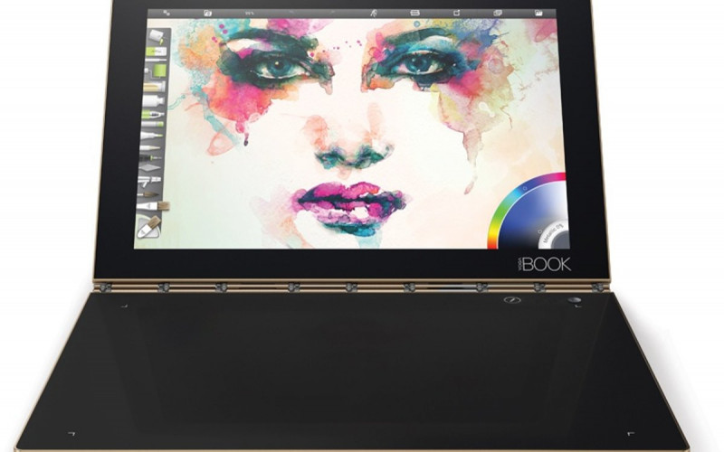 Lenovo Yoga Book GOLD - 10.1 inch - 64GB