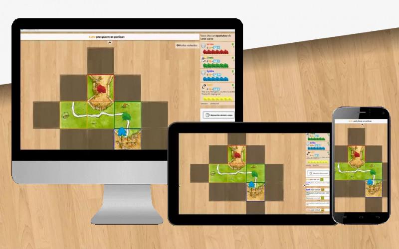Speel GRATIS bordspellen online