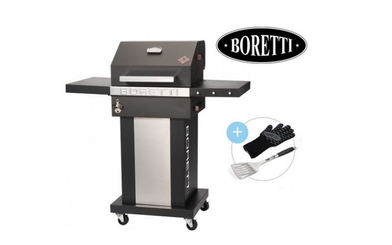 Boretti Totti BBQ Set van €382,90 voor €199,95